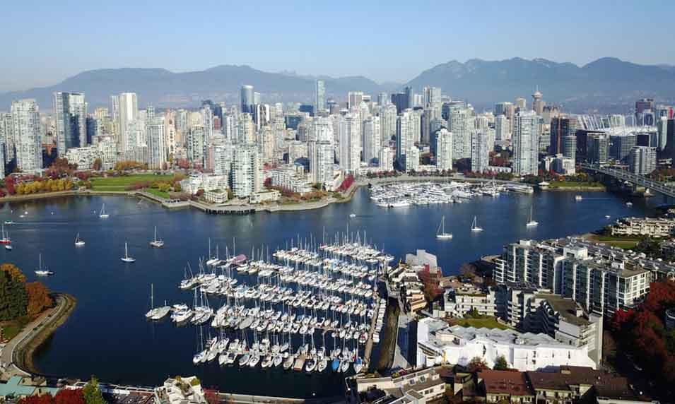 Vancouver is a great city, be sure to explore after finding your CBD oil.