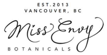 Miss Envy CBD logo.